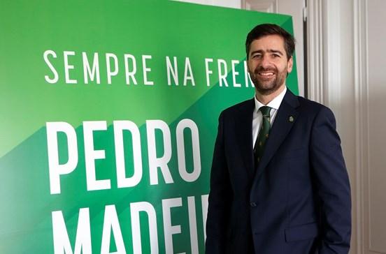 """Madeira Rodrigues diz que o seu treinador irá """"surpreender"""" os sportinguistas"""