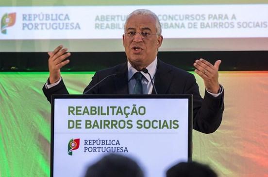 Costa promete que política de melhoria dos rendimentos vai continuar