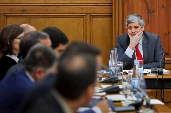 Nova comissão para apertar Mário Centeno