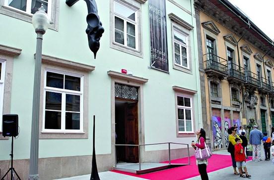 Cegos vão poder 'ver' obra de arte no Porto