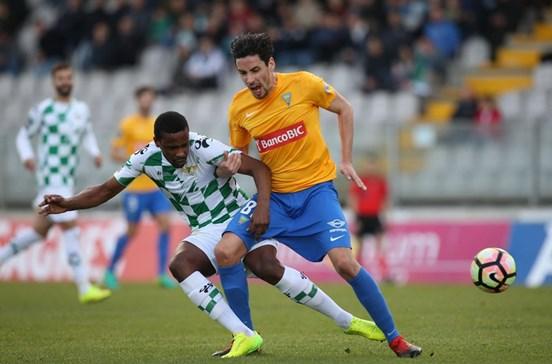 Moreirense e Estoril empatam na luta pela manutenção