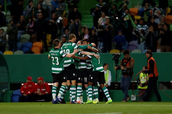 Sporting vence Rio Ave por 1-0