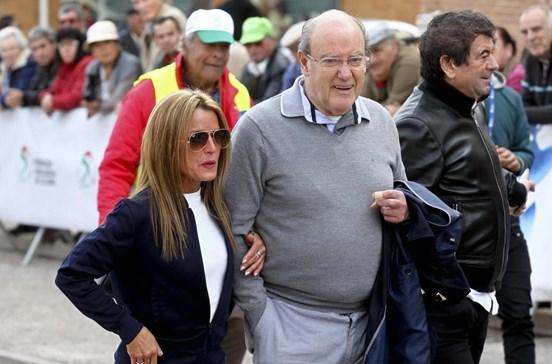 Pinto da Costa namora no Algarve
