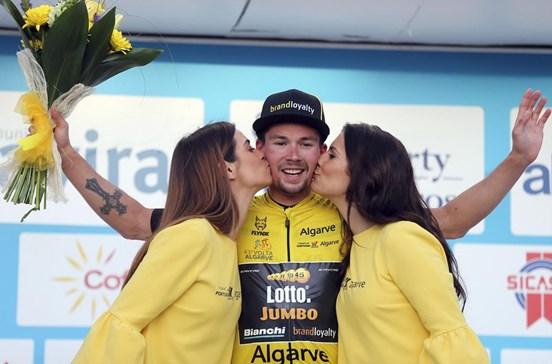 Primoz Roglic vence Volta ao Algarve