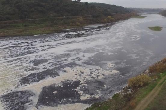 Deputado do PS questiona Governo sobre poluição no rio Tejo
