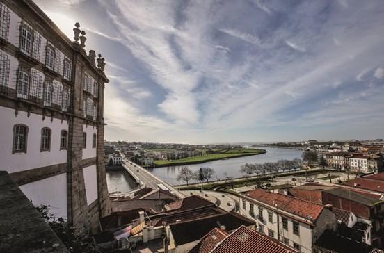 Vila do Conde: campo, mar e rio