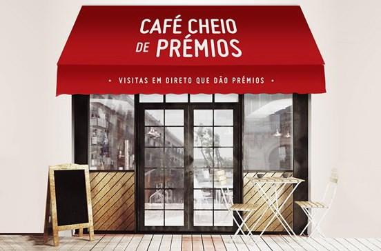 Saiba como participar no 'Café Vencedor'