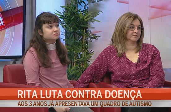 Rita luta contra doença