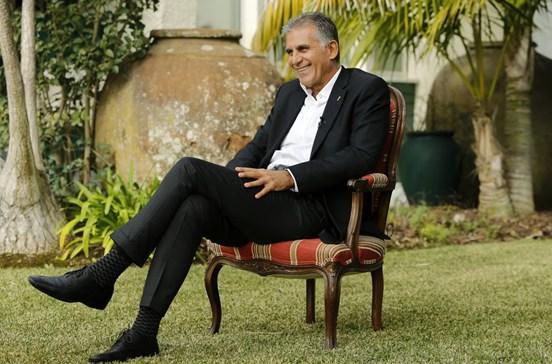 """Carlos Queiroz: """"Sporting tem de pensar menos nos vizinhos"""""""