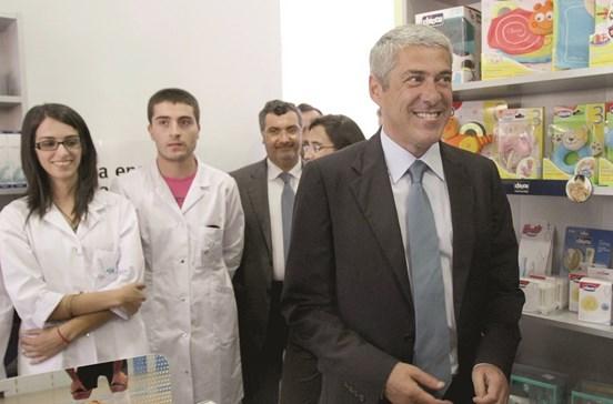 Buraco de 20 milhões nas farmácias de Sócrates