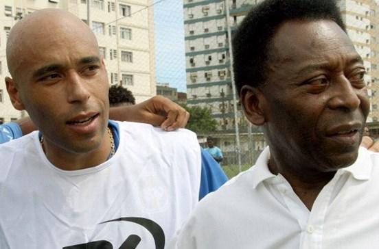Filho de Pelé entrega-se para cumprir pena de quase 13 anos