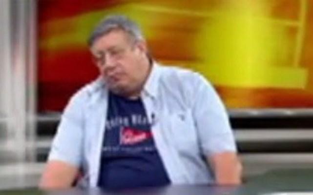 Manuel Serrão luta contra o sono em direto