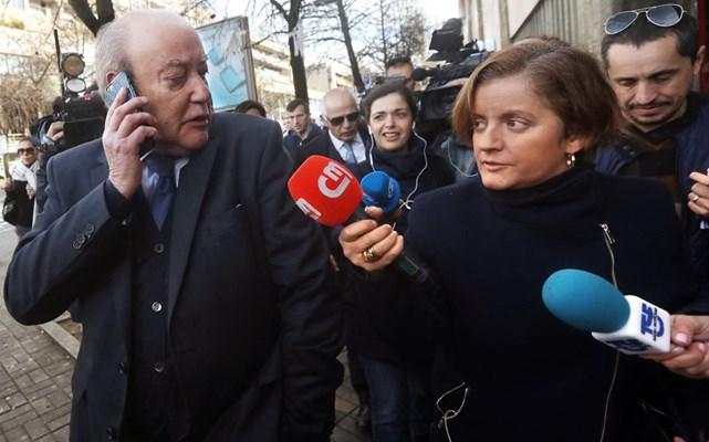 Pinto da Costa insulta jornalista da CMTV à chegada ao tribunal