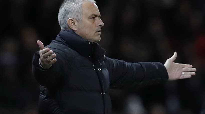 José Mourinho prefere Liga Europa a 4.º lugar