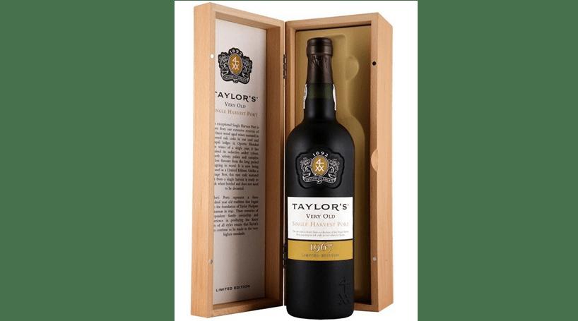 Um Colheita é sempre um vinho misterioso