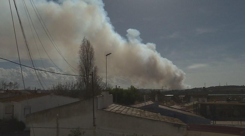 Dióxido de enxofre em Setúbal levou 32 pessoas ao hospital