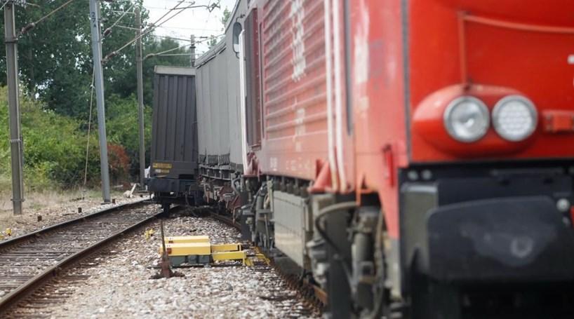 Descarrilamento originou atrasos na Linha do Norte