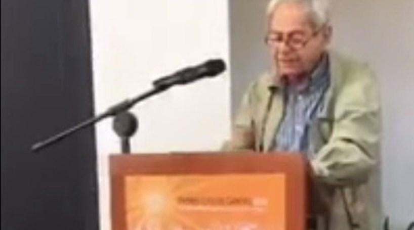 Entrega do Prémio Camões a Raduan Nassar descambou em acesa discussão