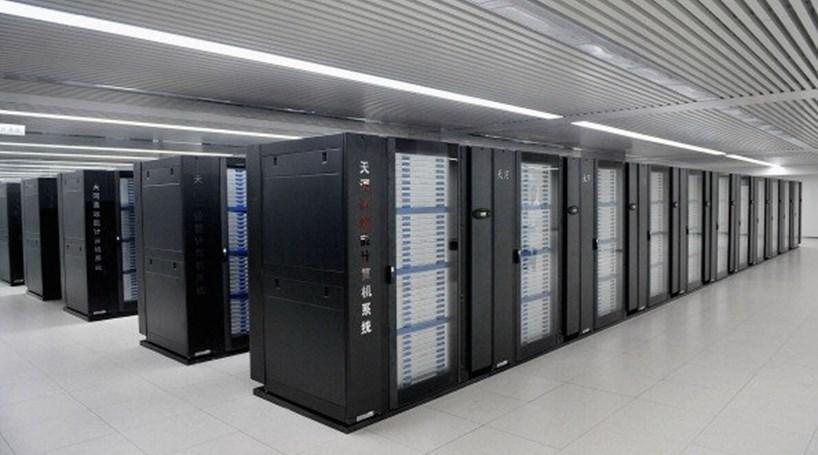China cria supercomputador 10 vezes mais rápido do que o atual recordista