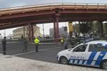 Viaduto de Alcântara terá pórticos para evitar a circulação de veículos pesados