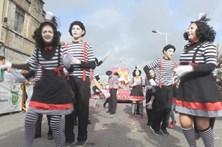 Mais de 5 mil pessoas visitaram o carnaval de Pataias
