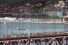 Meia Maratona condiciona trânsito em Lisboa e na Ponte 25 de Abril