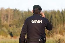 Militar da GNR atropelado por mota que mandou parar