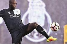 Danilo é o único limitado no FC Porto na véspera do jogo em Chaves