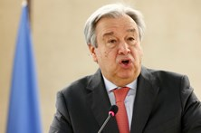 Guterres em Washington para conseguir apoios contra cortes de Trump