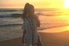 Filha de Ana Malhoa apaixonada por futebolista