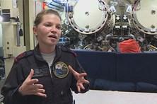 Submarinos da Marinha vão ter mulheres nas tripulações