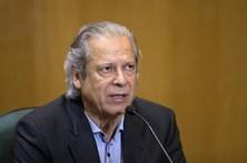 Justiça brasileira aumenta pena de Dirceu para 30 anos