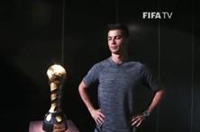 Cristiano Ronaldo já está de olho no troféu da Taça das Confederações