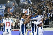 As melhores imagens do Arouca-FC Porto