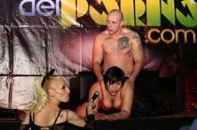 Salão erótico com sexo ao vivo em saldos