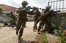 Fuzileiros portugueses na maior competição internacional de operações especiais