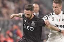As melhores imagens do Juventus-FC Porto