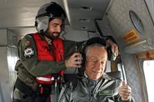 Marcelo participa em operação de resgate da Força Aérea