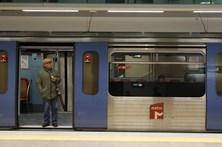 Metro de Lisboa com alterações na linha azul a partir de segunda-feira