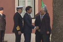 Primeiro-ministro diz que novo curso de Comandos garante segurança