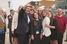 Marcelo Rebelo de Sousa visita a Bolsa de Turismo de Lisboa