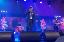 Anselmo Ralph atua na Gala Viva a Vida