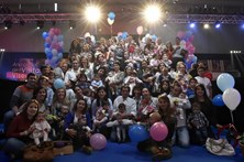 Gala Viva a Vida festeja nova subida da natalidade