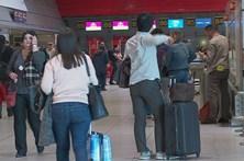 Aviões da TAP com destino a Aeroporto de Orly desviados devido a ataque