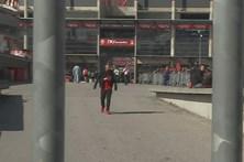 Benfiquistas reservam lugar no clássico contra o Porto