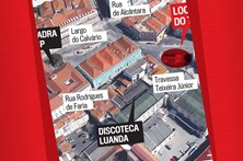 Veja o local onde aconteceu o tiroteio em Lisboa