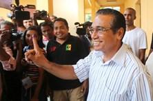 Veja as fotografias das Eleições Presidenciais em Timor Leste
