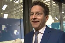 Presidente do Eurogrupo coloca o seu futuro nas mãos dos países da zona euro