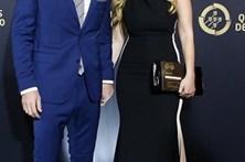 Mulher de Adrien copia vestido de Carolina Patrocínio