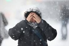 Queda de neve e agitação marítima deixam nove distritos sob aviso laranja